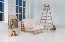 Layti, flexible bed for modern livestyle