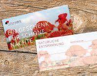 Gift Voucher Futonwerk (both sides)