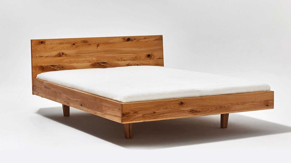 Floating Bed Fly; simple timeless design and first-class workmanship|Floating bed Fly; Floating fly from solid wood