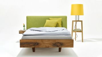 Bed Anna Padded Headboard – aesthetic design and first-class comfort