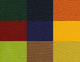 Organic cotton panama fabric, all colors