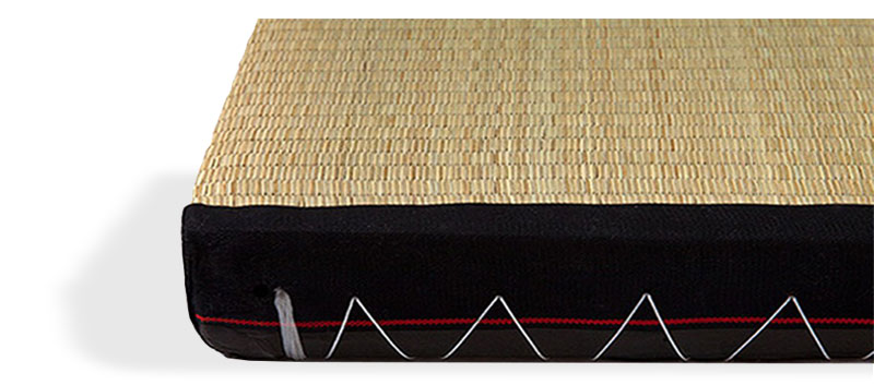 Tatami Reisstrohmatte Detail